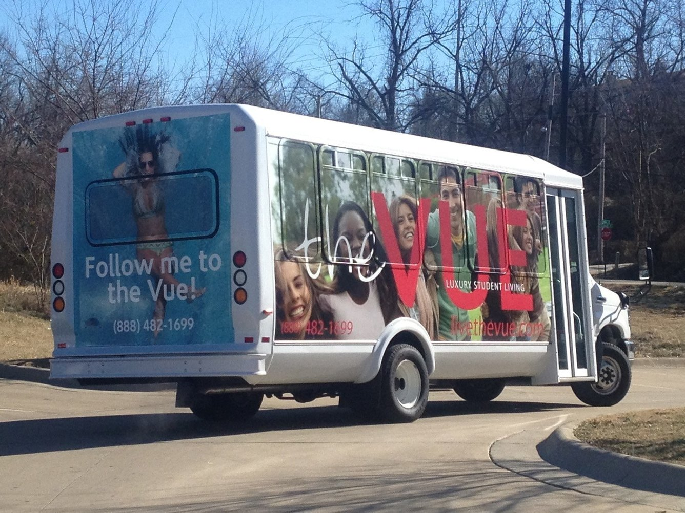 Off Campus University of Arkansas Housing | The Vue on
